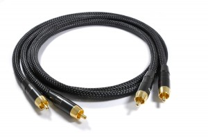 Melodika MD2RD Black Edition interkonekt stereo