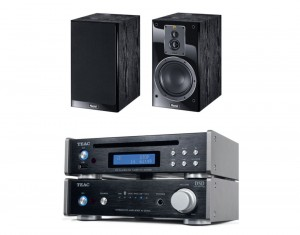 TEAC 301 + Signature 503 Hi-Res